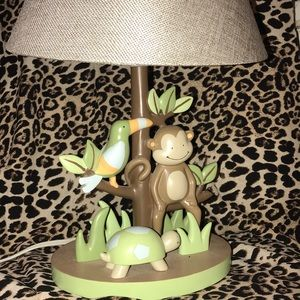 Baby/Kiddo Lambs Ivy Lamp